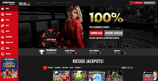 Casino Red Online